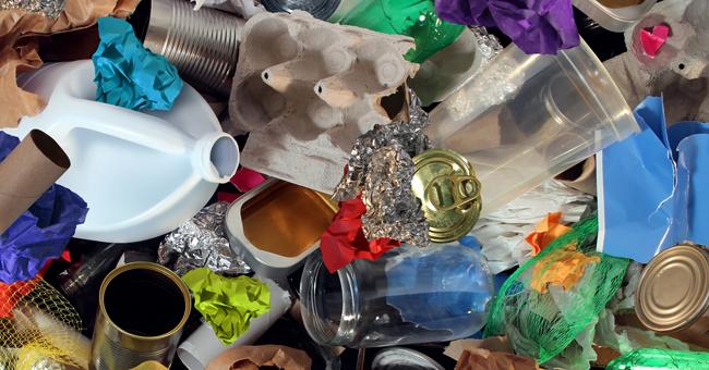 Lixo indiferenciado, uma expressão que tem de passar à história