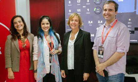 Rock in Rio Lisboa e Vodafone transformam Bela Vista numa cidade inteligente