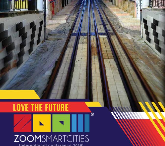 Sexta é dia de fazer ZOOM à inteligência urbana