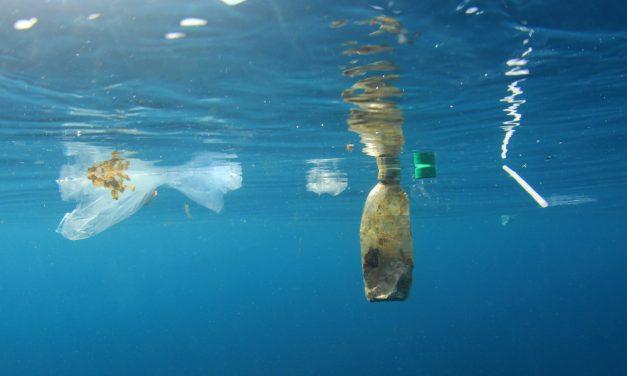 Está na hora de enfrentar o problema do plástico nos Oceanos