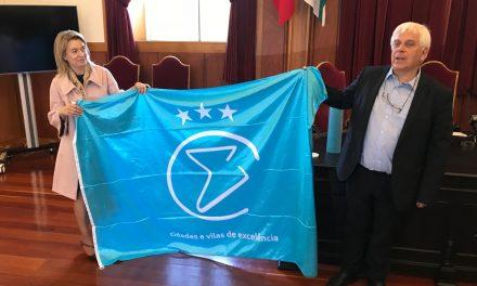 Mobilidade vale reconhecimento da Rede de Cidades de Excelência a Guimarães