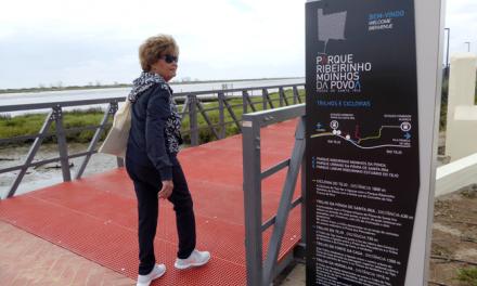 Vila Franca de Xira inaugura novo Parque Urbano e Ciclovia do Tejo