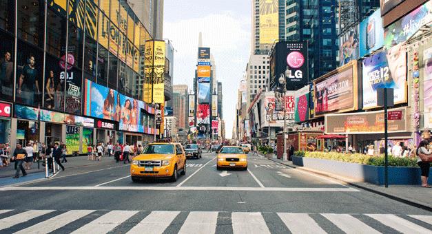 """Nova Iorque, Londres e Paris voltam a ser """"as cidades mais inteligentes do mundo"""""""