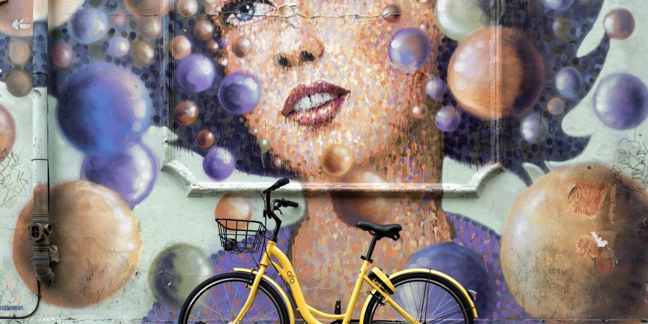 O negócio das bicicletas partilhadas pode chegar aos 8 mil milhões de euros