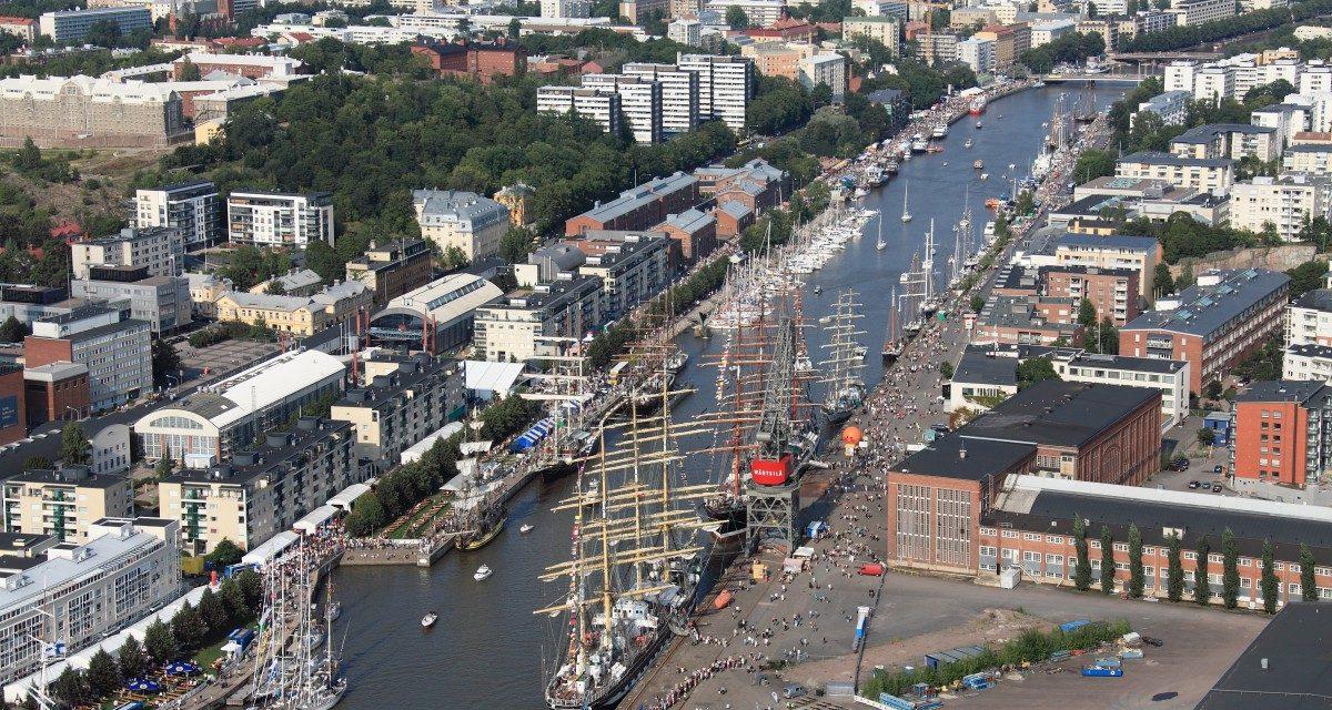 Turku: dez anos até à neutralidade carbónica
