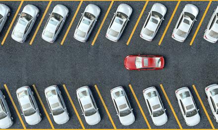 Terapia de preços para os problemas de estacionamento