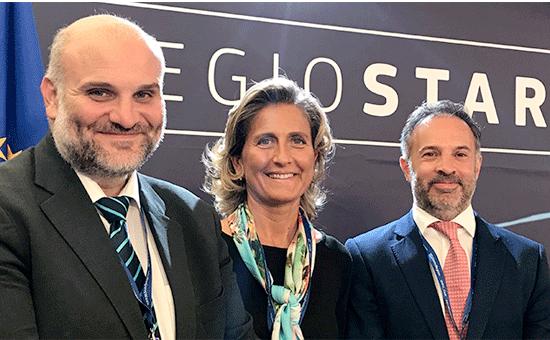 """Projectos da região Centro """"brilham"""" no RegioStars Awards 2018"""