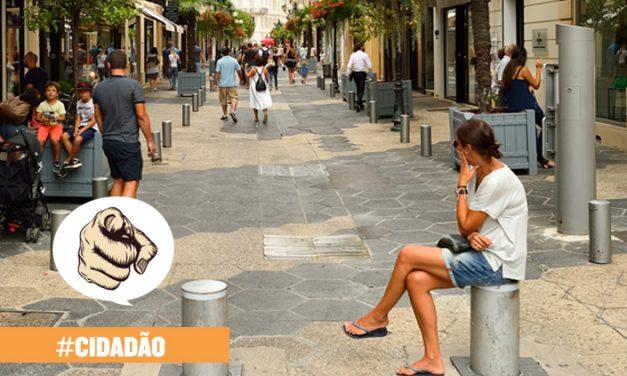 A transformação da cidade começa pela revolução da nossa rua