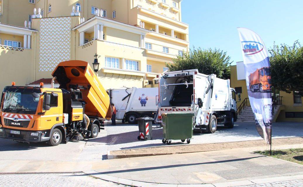 Fabricante de veículos de recolha de resíduos chega a Portugal com novidades a electricidade e hidrogénio