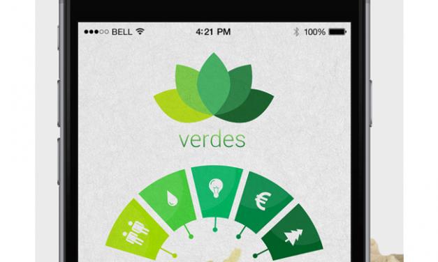 Verdes PT: uma app que mostra quanto lixo produzimos