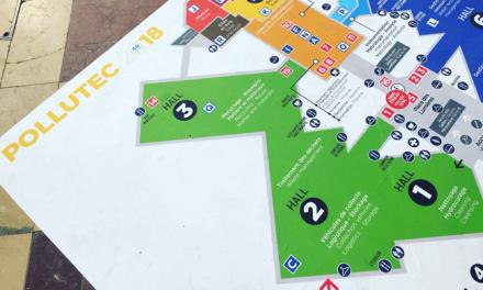 Luta contra o plástico e economia circular marcam 40ª edição do Pollutec