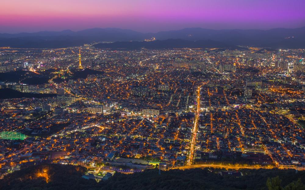 Daegu, Coreia do Sul. ©Shutterstock.com