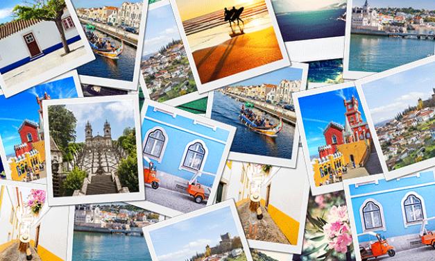 Cidades à descoberta do turismo inteligente