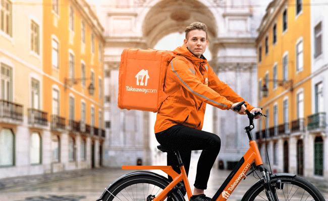 Takeaway: Em Lisboa, já se entrega comida de bicicleta
