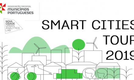 Smart Cities Tour 2019 terá o seu próximo workshop em Lisboa