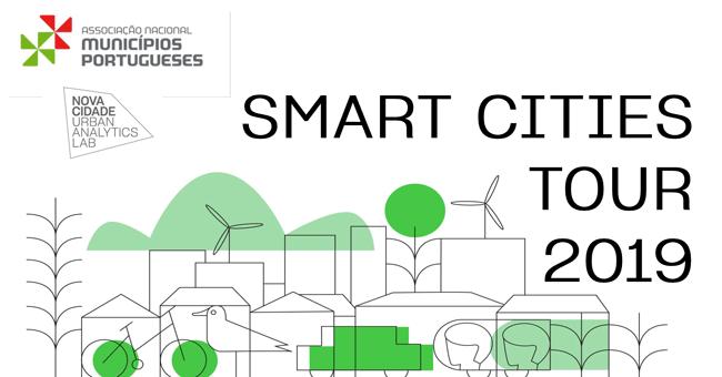 Faro é a primeira cidade a receber Smart Cities Tour em 2019