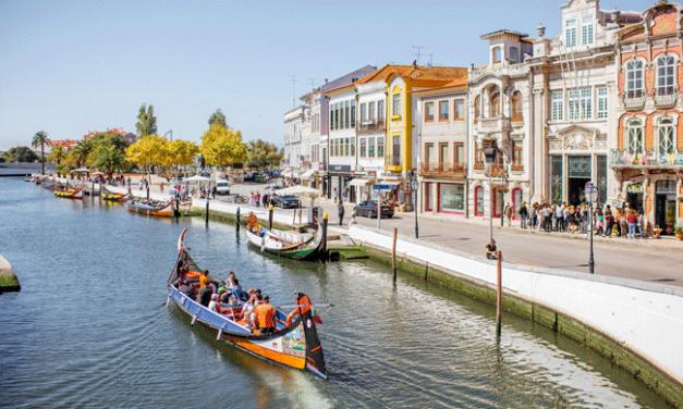 Aveiro: STEAM City  traz tecnologia  à vida urbana