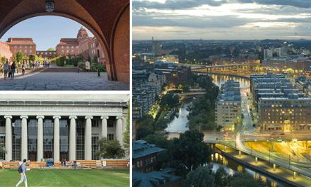MIT e universidade sueca lançam laboratório de soluções urbanas em Estocolmo