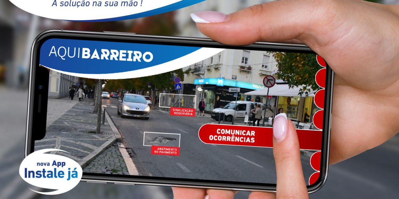 Aplicação móvel do Barreiro valeu prémio de inovação ao município