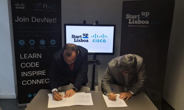 """Cisco une-se à Startup Portugal para """"acelerar"""" investimento dos mercados internacionais"""
