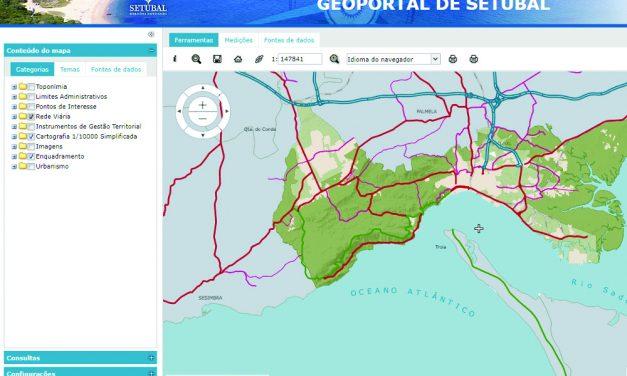 USO é a nova ferramenta digital de Urbanismo de Setúbal