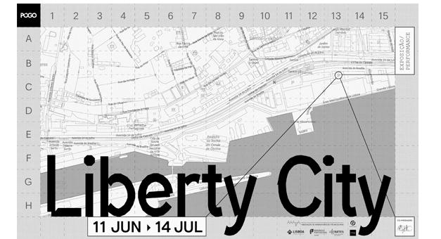 POGO e AQUILO inauguram ciclo artístico LIBERTY CITY