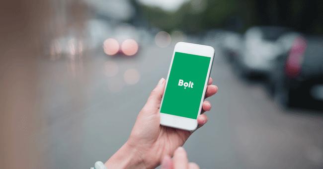 Bolt lança o serviço Bolt for Business
