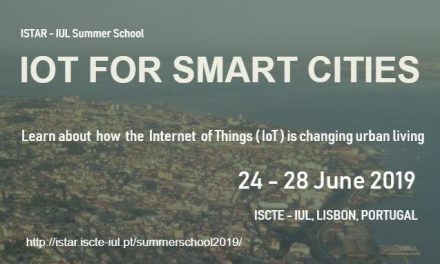 ISTAR-IUL Summer School: IoT for Smart Cities