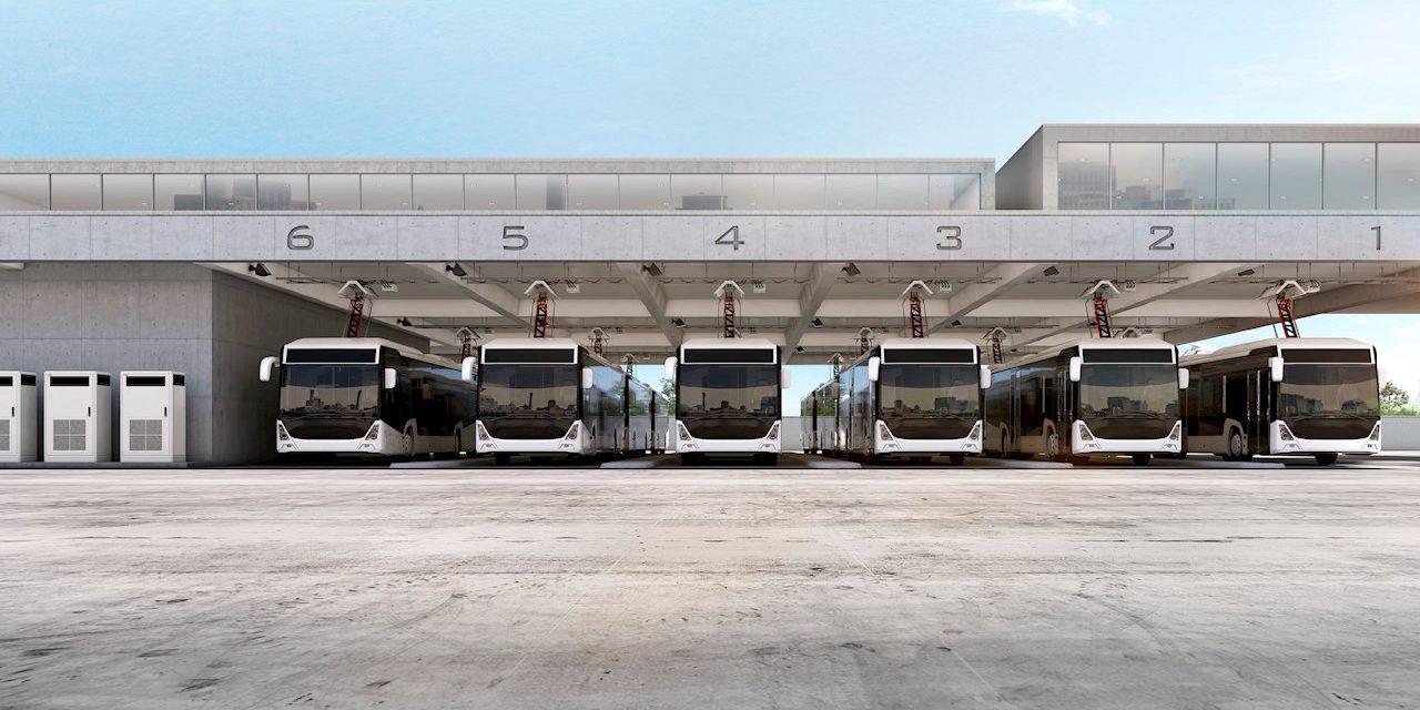 ABB expande portefólio de carregamento de e-Bus com pantógrafo automatizado