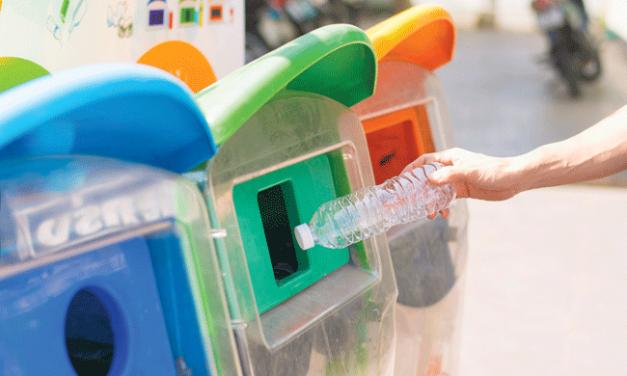 Associação de empresas portuguesas compromete-se a aumentar o volume de plástico para reciclagem
