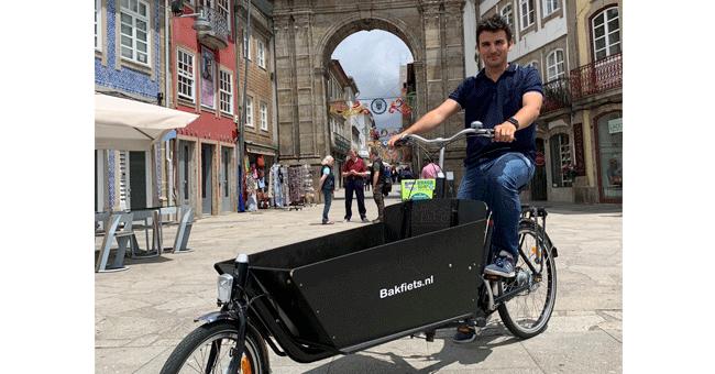Depois de Lisboa, é Braga a contar com um mayor das bicicletas