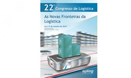 """22º Congresso de Logística da APLOG – """"As Novas Fronteiras da Logística"""""""