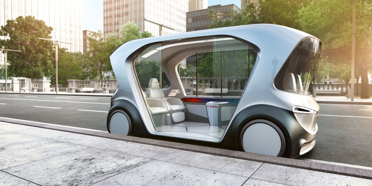 Livre de emissões, seguro, fascinante: Bosch está a moldar a mobilidade do presente e do futuro