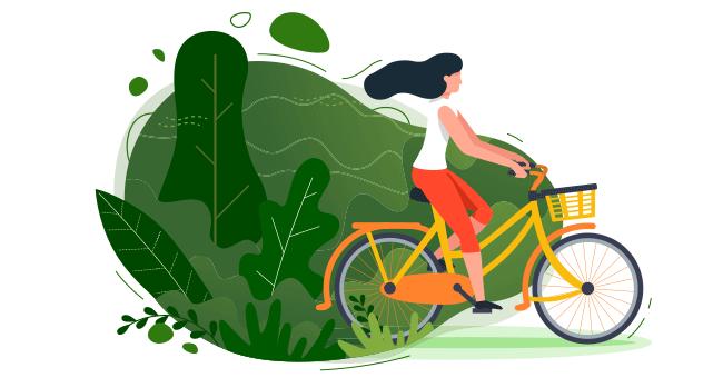 Quais são os municípios mais amigos da bicicleta?