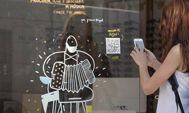 Festival MIMO trouxe montras interactivas a Amarante