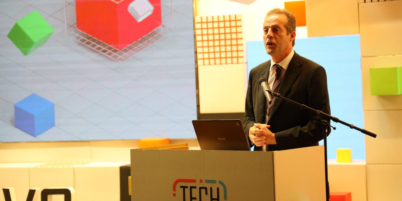 "Aveiro navega rumo a mais tecnologia e afirma-se como ""Tech City"""