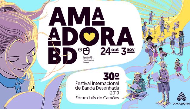 Amadora BD celebra 30 anos