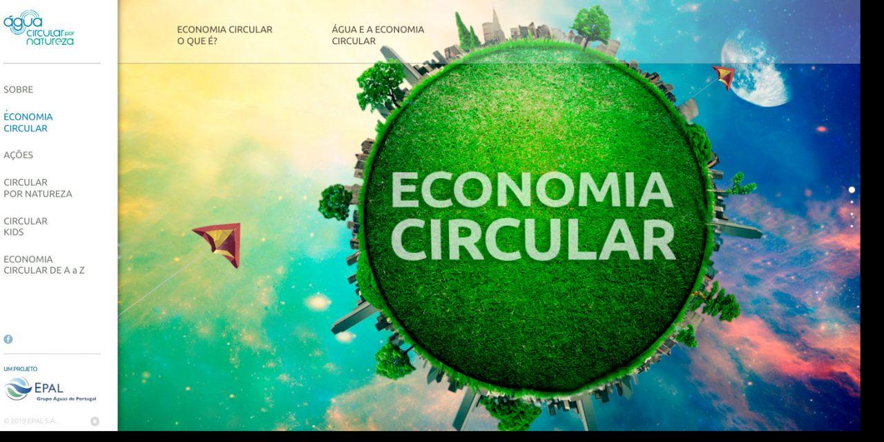 EPAL lança um site que promete ajudar os portugueses na adoção de uma Economia Circular