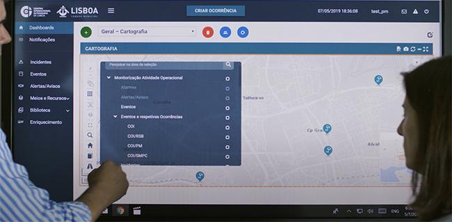 Lisboa é um caso de estudo na implementação da Plataforma Urbana da NEC para cidades inteligentes