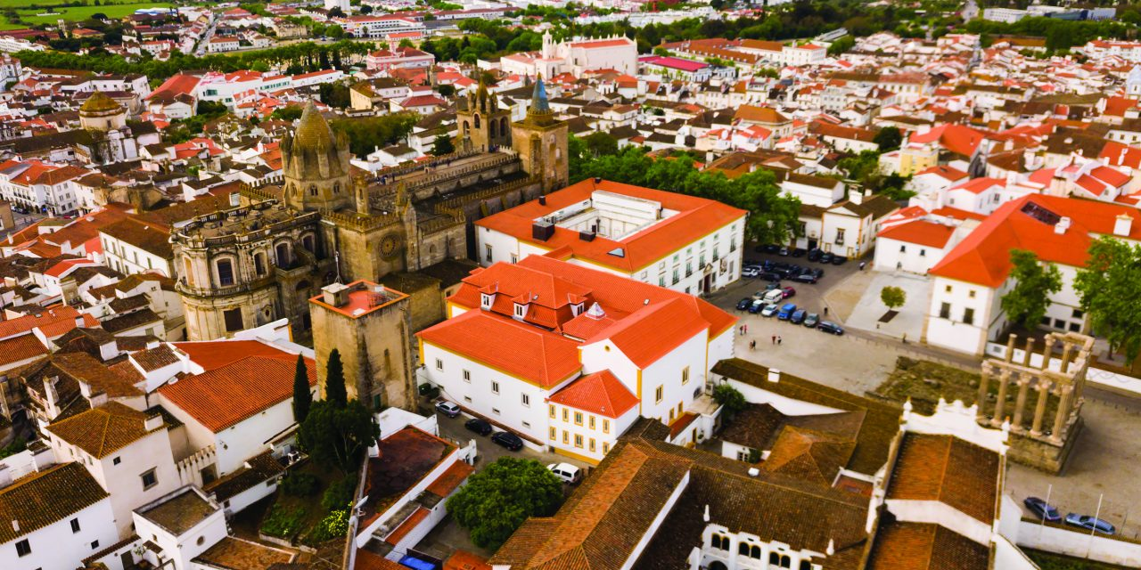 """POCITYF transforma Évora numa cidade de """"energia positiva"""""""