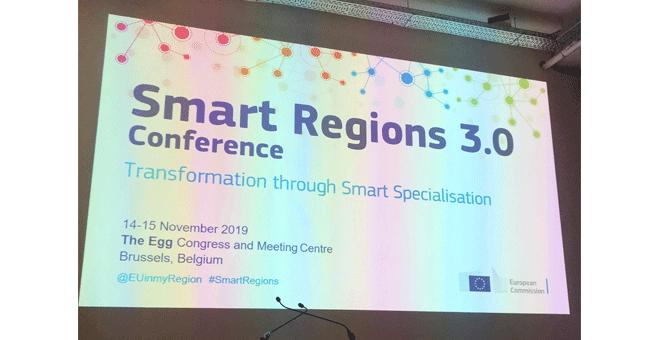 Conferência Smart Regions: a cooperação é o melhor caminho