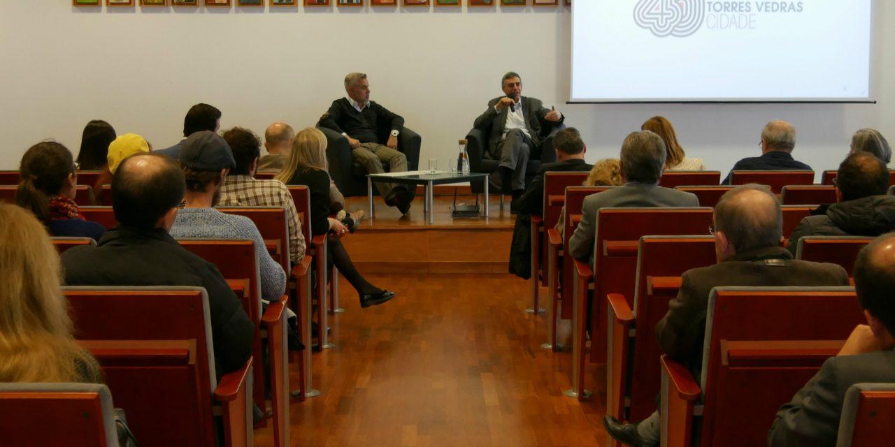 Nos 40 anos da elevação a cidade, Torres Vedras realizou conferência sobre o seu futuro e sustentabilidade