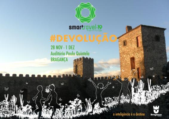 Secretária de Estado da Valorização do Interior abre SMART TRAVEL 2019 em Bragança