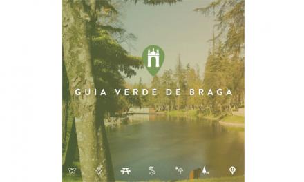 Guia para descobrir (o lado verde de) Braga