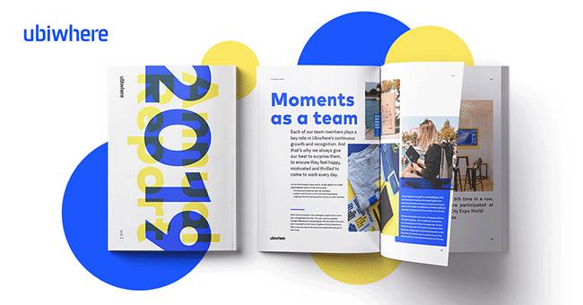Ubiwhere lança Annual Report com resultados alcançados em 2019