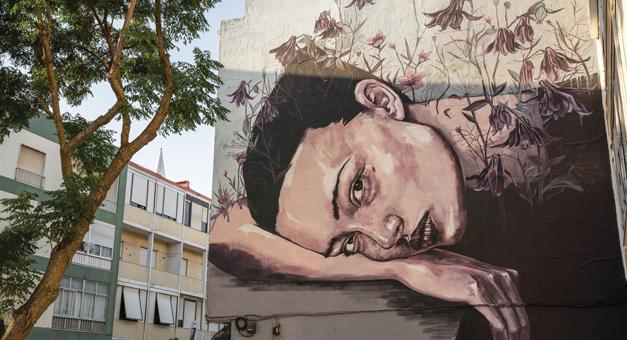 Arte urbana: uma forma de requalificar a paisagem da cidade