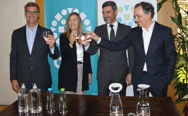 Consumo exclusivo de Água da Torneira  une APA e EPAL em defesa do Ambiente
