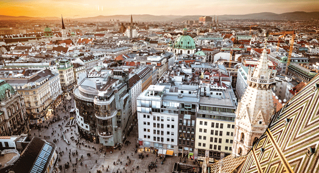 """Smart City Viena """"é uma experiência viva, não pára"""""""
