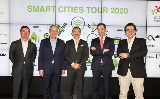 "Smart Cities Tour 2020 arranca com ""Autarquias 4.0"" na mira"