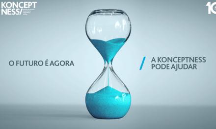 """Serviços de apoio aos clientes  """"O Futuro é Agora e a Konceptness pode ajudar"""""""